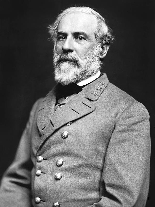 ロバート・エドワード・リー(1807~1870)