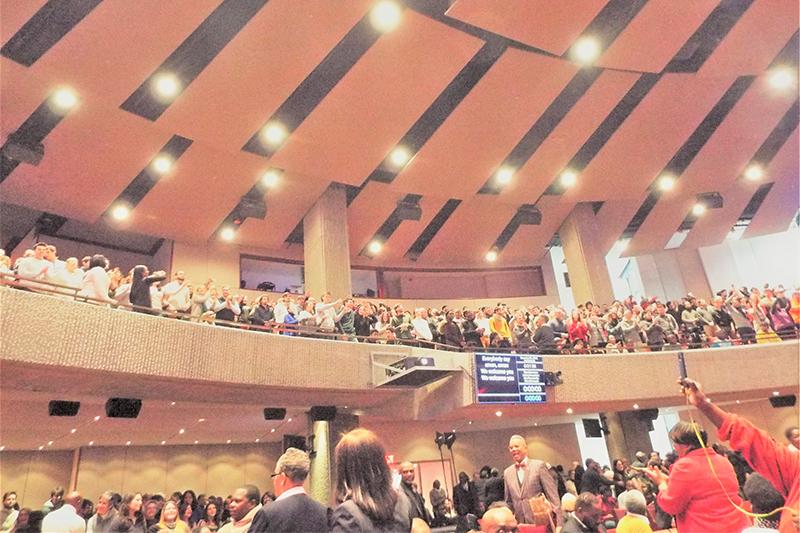 成長し続ける教会の秘訣とは? 創立100周年、米ニューヨーク・ハーレムの教会の挑戦