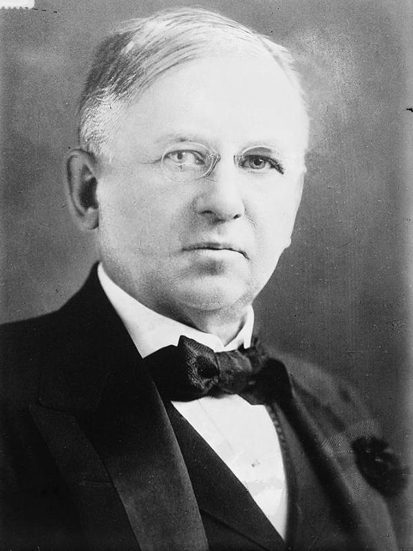 ジョン・ワナメーカー(1838~1922)