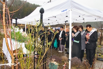3月に浪江町で合同祈願式、宗教者ら50人参加へ 3・11の犠牲者追悼