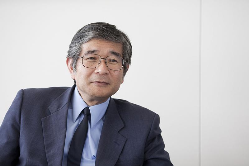 順天堂大学医学部教授の樋野興夫(ひの・おきお)氏