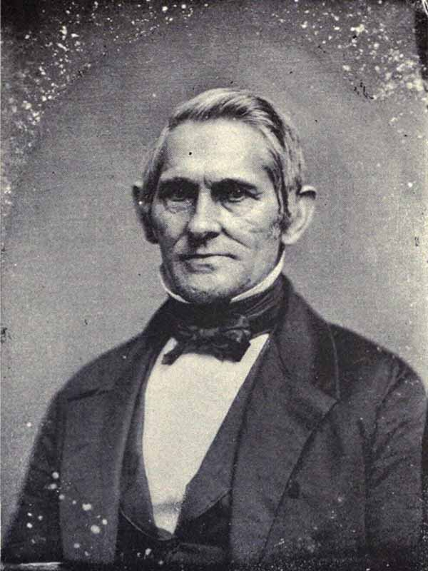 ハイラム・ビンガム(1789~1869)