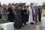3・11の犠牲者を追悼 宗教者ら60人、被災地で復興願い合同祈願式