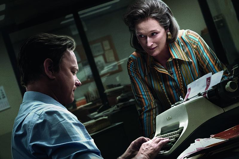 巨匠スピルバーグ監督が警鐘鳴らす米国アイデンティティーの危機 「ペンタゴン・ペーパーズ/最高機密文書」