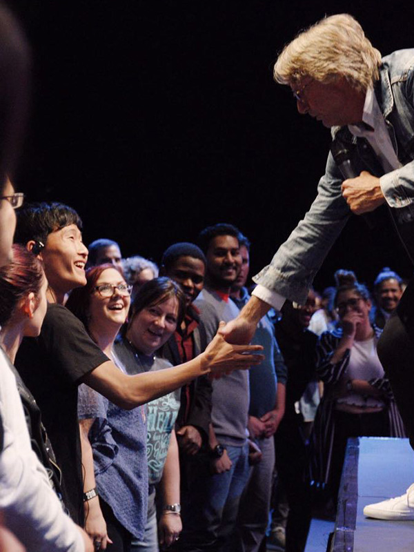 「次世代に福音をどう伝えるか」 エンジョイチャーチ・サミットに日本から20人以上が参加