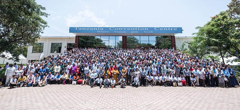 世界宣教会議(CWME)の参加者たち(写真:世界教会協議会=WCC / Albin Hillert)