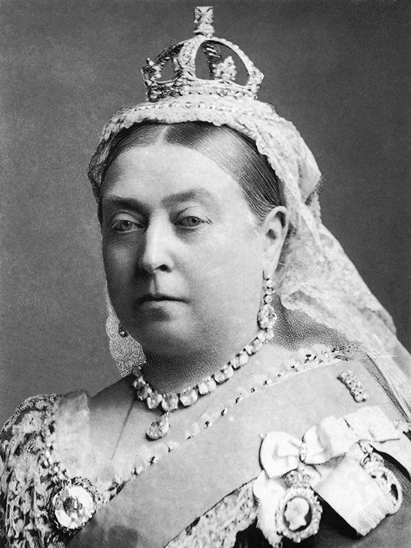 ヴィクトリア女王(1819~1901)