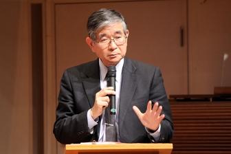 「新渡戸稲造の現代的意義」 樋野興夫氏がデビュー作の新訂版出版で記念講演