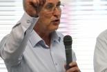 エターナル・ラブ・イスラエルが決起集会 イスラエル・メシアニック・ジュー連合議長が講演