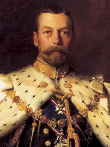 ジョージ5世(1865~1936)