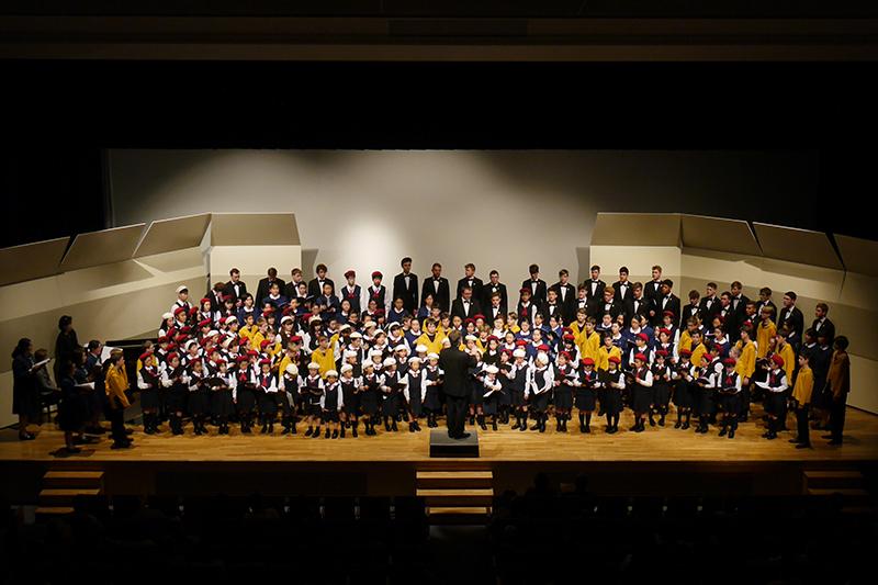 日本各地に響く平和の歌声 独ゲッティンゲン少年合唱団が初来日ツアー