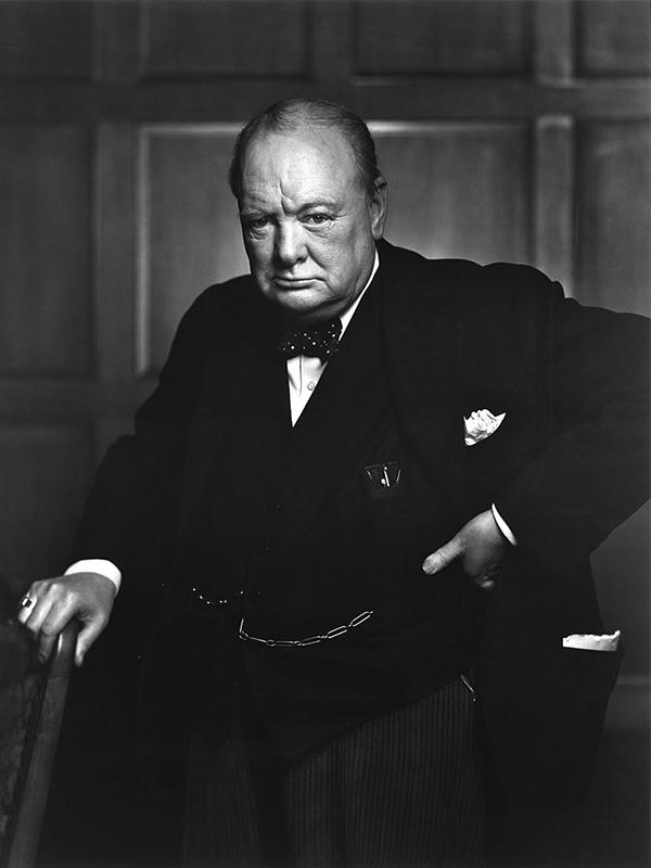 ウィンストン・チャーチル(1874~1965)