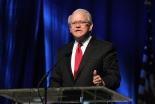 米南部バプ連執行委員長が「不適切な関係」で辞任 「家族や知人との信頼関係の回復願う」