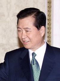 韓国の金大中元大統領(写真:Kremlin.ru)
