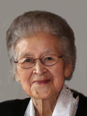 武田清子さんの近影(写真:遺族提供)
