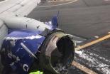 エンジン爆発で緊急着陸の米サウスウエスト機に牧師夫妻も搭乗 「混乱と恐怖」の機内の様子を語る