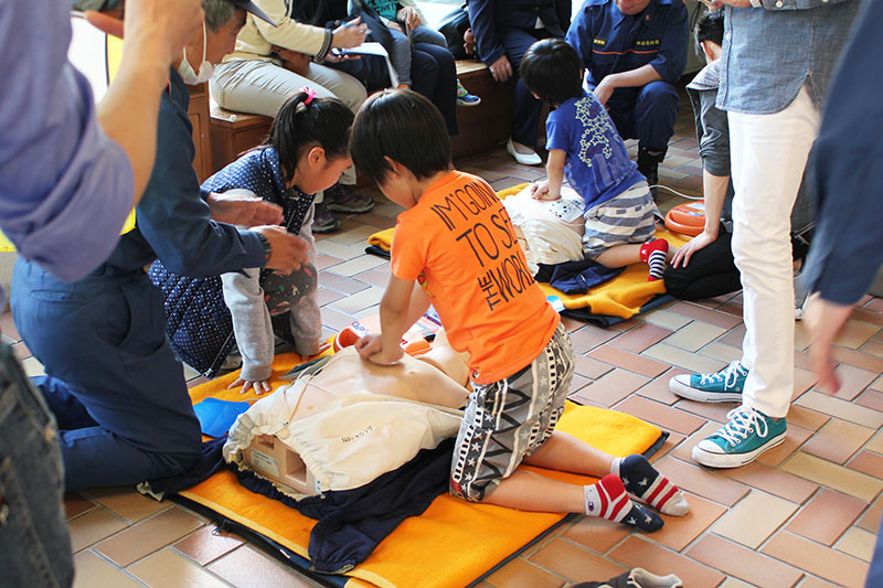 首都直下地震に備えを 新宿大久保通りの7教会主催で防災考えるイベント