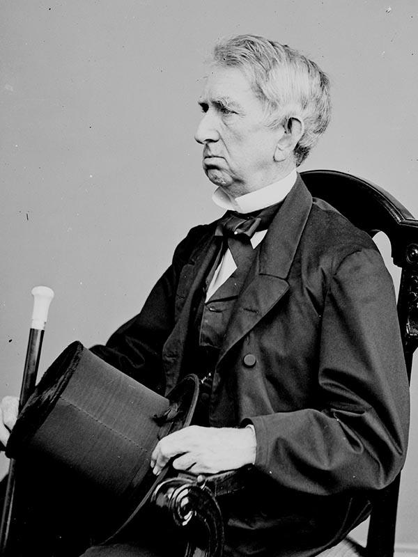 ウィリアム・スワード(1801~72)