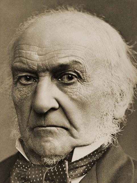 ウィリアム・グラッドストン(1809~98)
