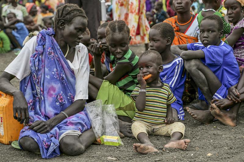 (写真:国連世界食糧計画=WFP)
