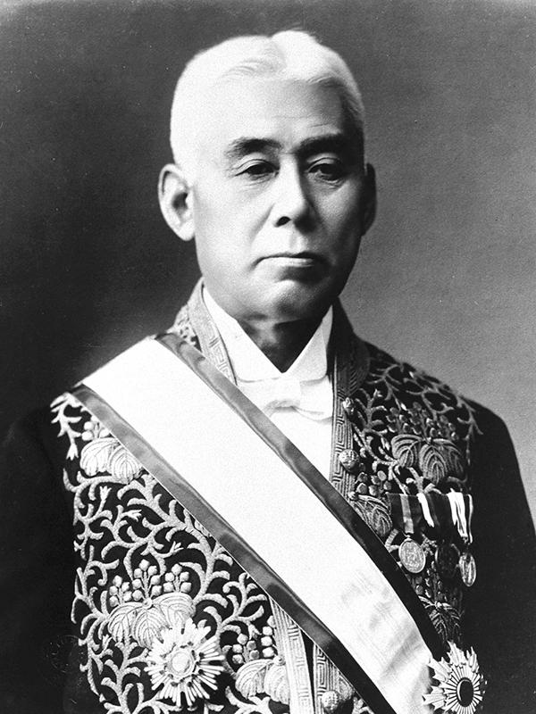 原敬(1856~1921)