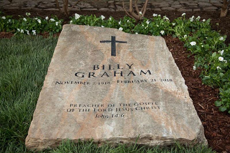 「主と共に歩みなさい」 ビリー・グラハム氏の遺言公開 妻との思い出、所有物に関する勧めも