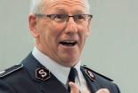 救世軍次期トップにカナダ出身のブライアン・ペドル中将、第21代大将に選出