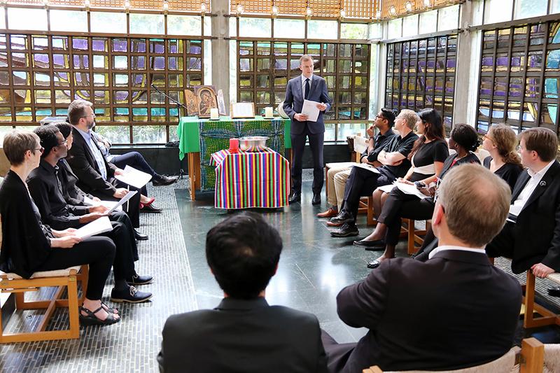 米朝首脳会談前にソウルで祈祷会、ジュネーブ、ワシントンでも同時開催