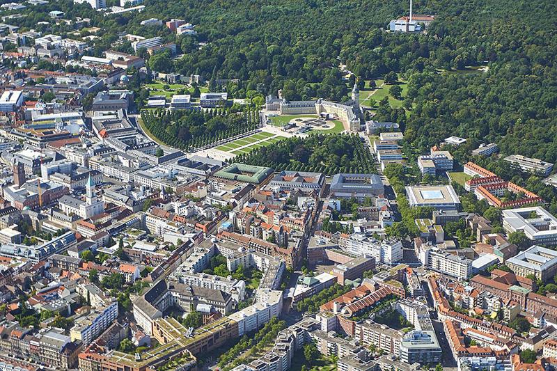 世界教会協議会(WCC)の第11回大会の開催地となるドイツ南部の都市カールスルーエ(写真:Carsten Naber)