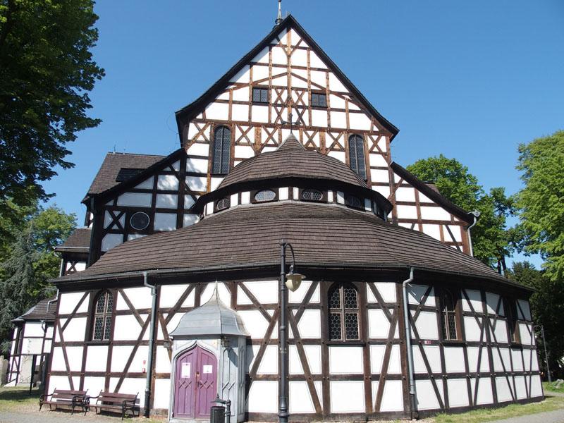 FINE ROAD(78)ポーランドの教会堂を訪ねて(1)シフィドニツァ平和教会 西村晴道