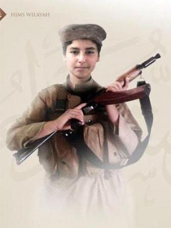 「イスラム国」指導者バグダディ容疑者の息子が死亡 シリア中部の作戦で