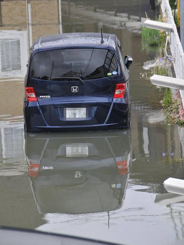 倉敷市真備町の大規模冠水で千人孤立、信徒宅も被害に 近隣教会では床下浸水