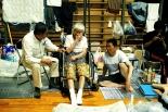 神戸国際支縁機構、倉敷市真備町に現地入り 炊き出し300食を毎日13日まで