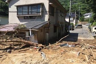 西日本豪雨でキリスト教団体も続々支援の動き 募金や現場職員を募集
