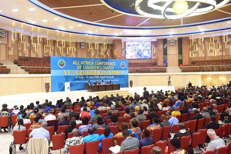 ルワンダで全アフリカ教会会議第11回総会、WCC総幹事が「一致」語る