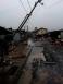 西日本豪雨で大きな被害を受けた愛媛県西予市野村町の様子=7日(写真:読者提供)