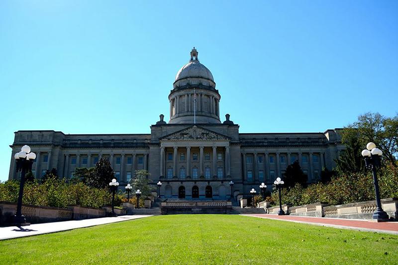 ケンタッキー州議会議事堂(写真:Seifler)