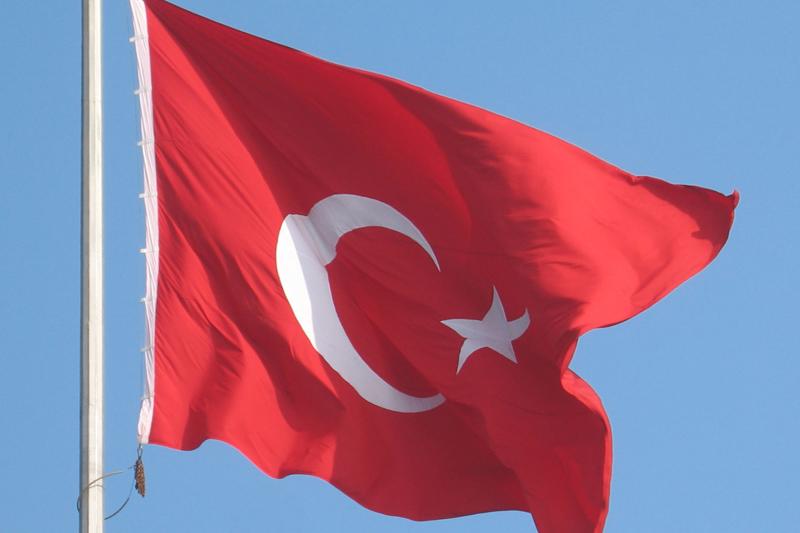 トルコの国旗(写真:kgbbristol)