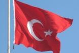 トルコで・国旗