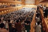 音楽にのせて「キリストの香りを」 ユーオーディアが30周年記念の賛美の夕べ