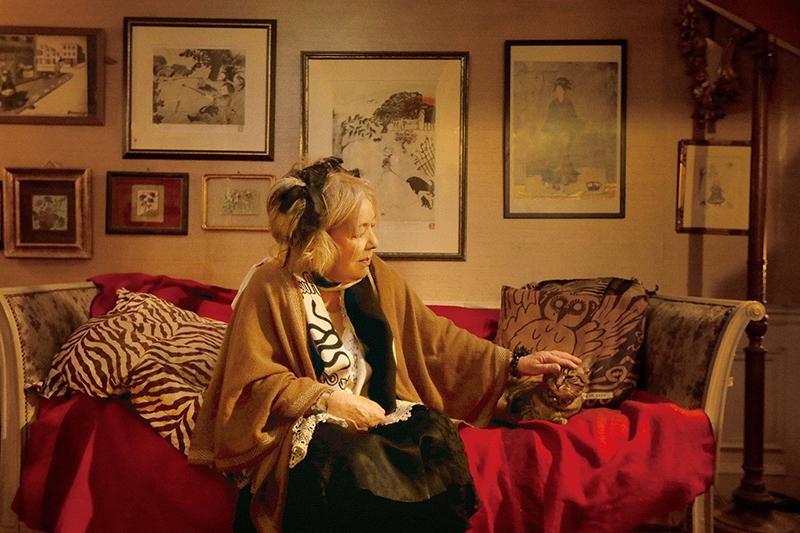 映画「フジコ・ヘミングの時間」より ©2018「フジコ・ヘミングの時間」フィルムパートナーズ