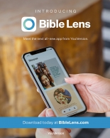 人気聖書アプリの姉妹版「バイブル・レンズ」公開、3日で26万5千DL