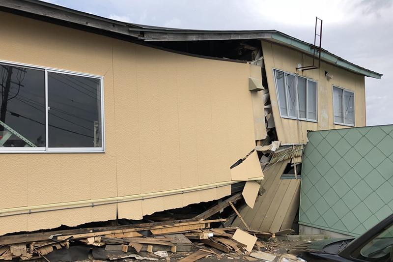 「祈りと支援を」 北海道地震、全域停電で大きな影響 現地教会に聞く被災状況
