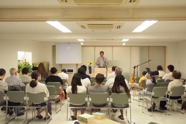 世田谷区で「二子玉川聖書学院」がスタート 聖書通読で培われた教会から生まれた学びの場