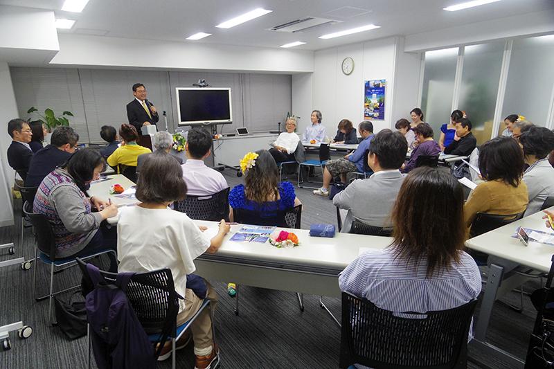 幸せになる7つの習慣とは ハワイ在住のビジネス牧師が講演