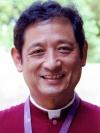 植松誠首座主教、世界宗教者平和会議日本委の新理事長に