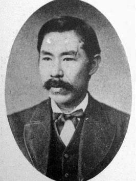 新島襄(1843~90)