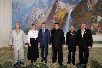 南北首脳会談、南側代表団にNCCK、WCCの教会指導者も同行