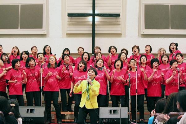 会場は超満員、圧巻のステージ披露 第3回日本ゴスペル音楽祭