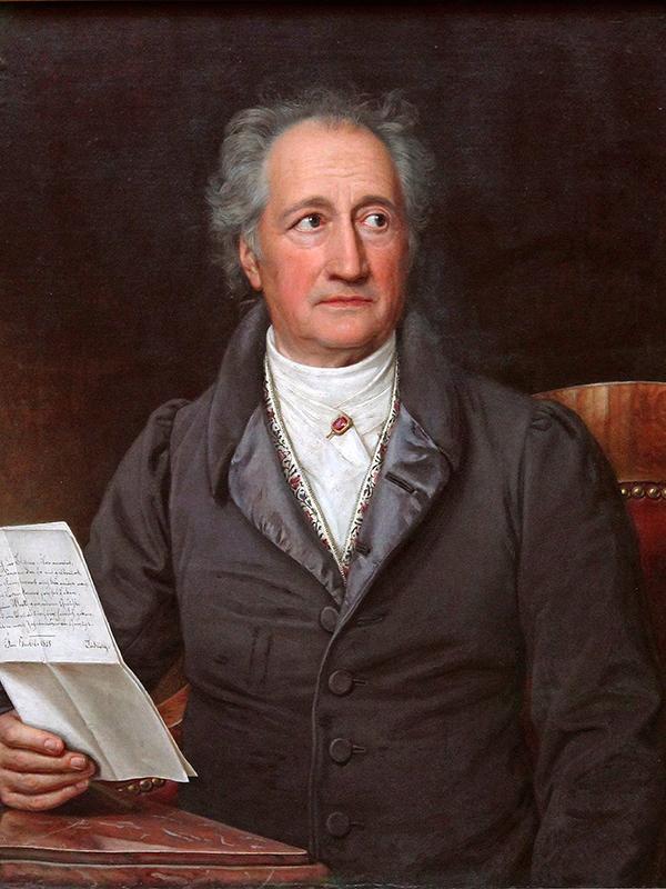 ゲーテ(1749~1832)